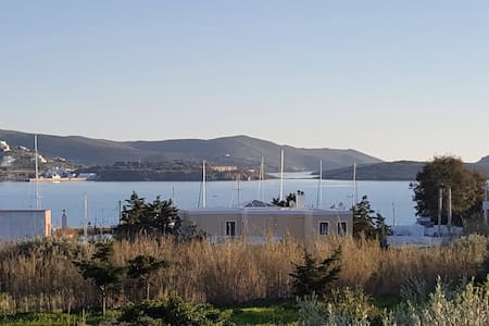 Confortable house Sea view - Finikas - Hus