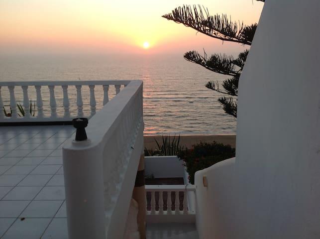 Villa face à la mer - Moulay Bousselham