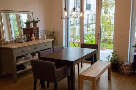 Charming flat 10 min to Messe - Frankfurt