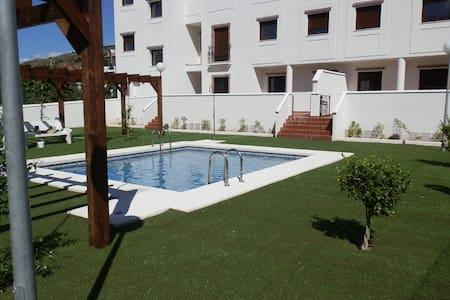 Residencial Benecid-Alpujarra.Bajoe - Benecid