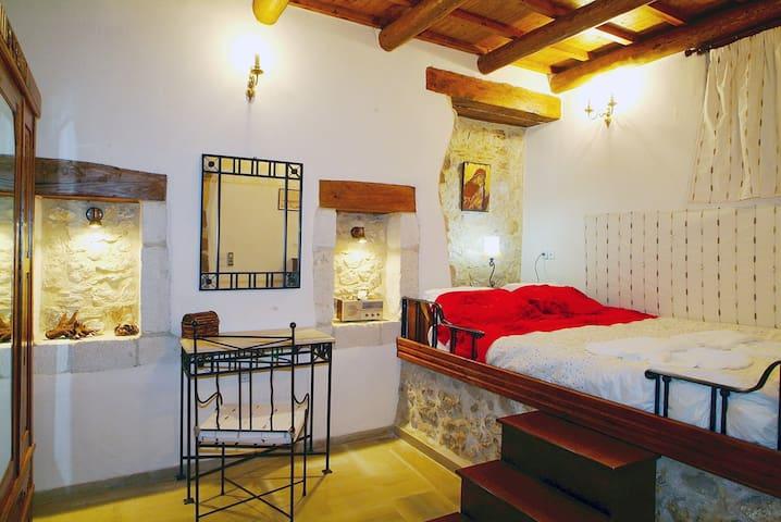 TRADITIONAL VILLA ANTA - Asteri, Rethymno, Crete  - Dom