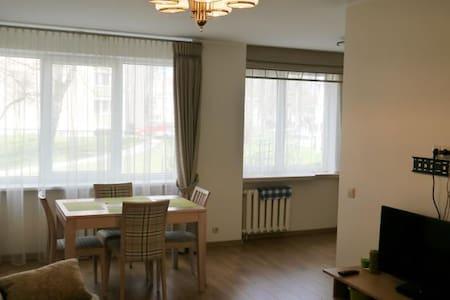 Nikolas Apartamentai -Čiurlionio 89 - Appartement