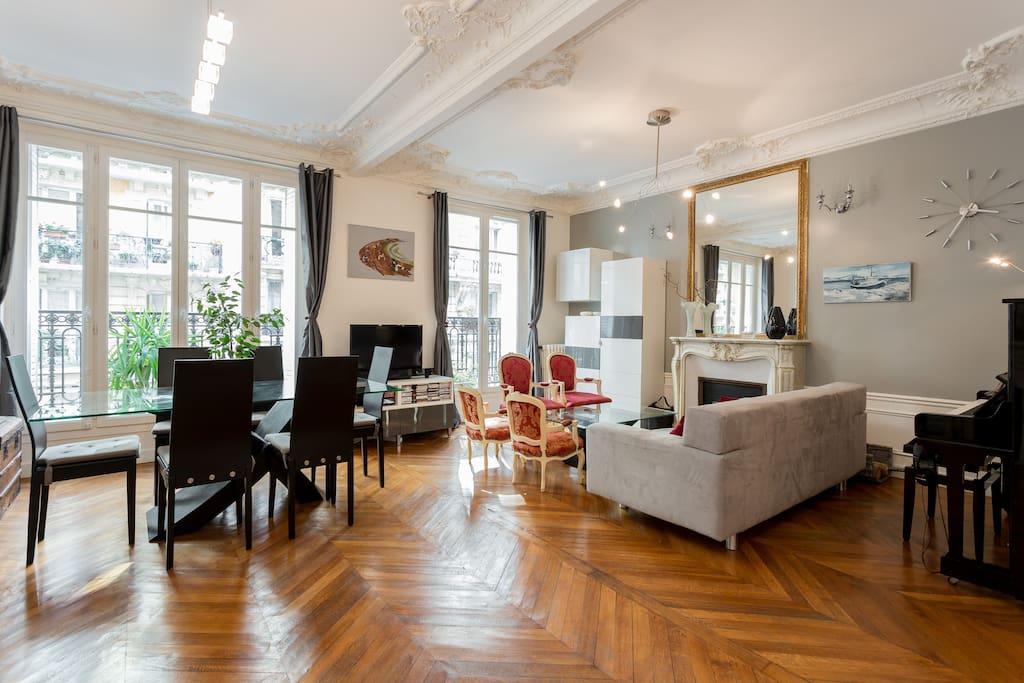 appartement parisien paris 15eme appartements louer