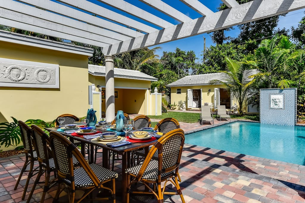 Luxury Tropical Hideaway 3bed 3ba Houses For Rent In West Palm Beach Florida United States