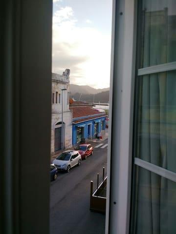 Apartamento dos habitaciones - San Juan de la Arena - Huoneisto