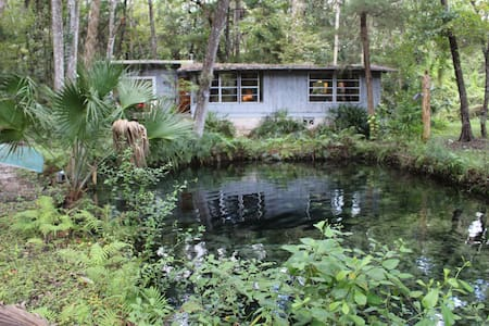 Lagoon Cabin on Homossasa River - Homosassa - Hus