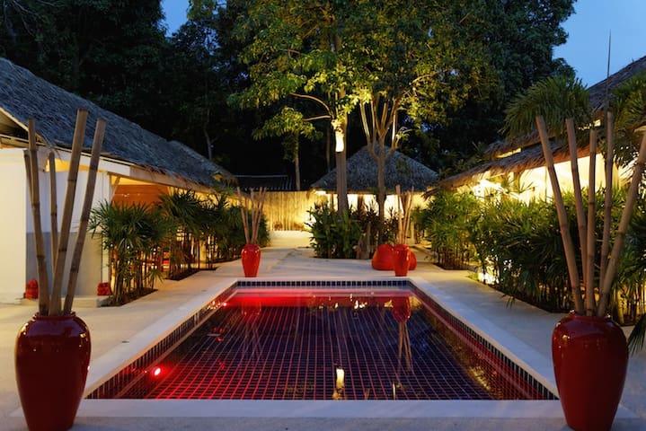 "BUNGALOWS dans Resort ""INTIMISTE"" - Tambon Koh Samui - Bungalo"