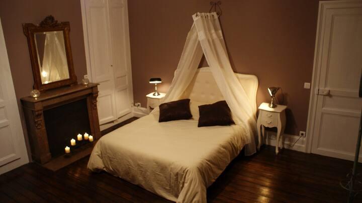 Chambres d'hôtes Obeaurepere avec jacuzzi privatif