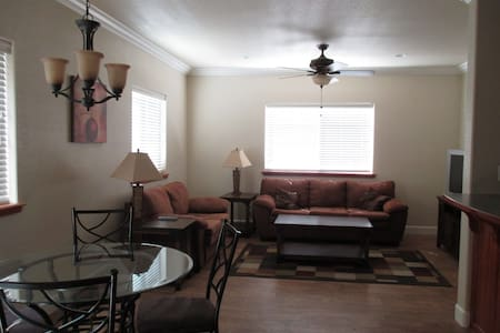 Fully furnished apartments - Susanville