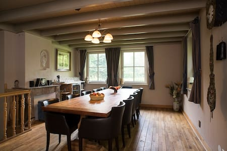Etage met 4 slaapkamers in Herberg - Delfgauw - Oda + Kahvaltı