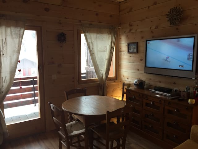 Topas - Studio 1 1/2 room apartment - Bettmeralp - Apartment