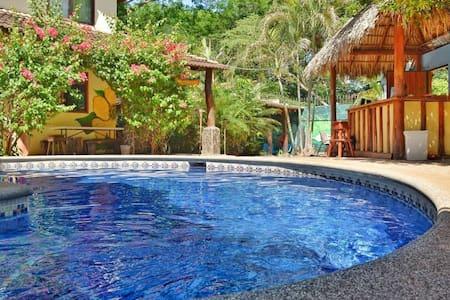 The BEST hostel in Tamarindo!