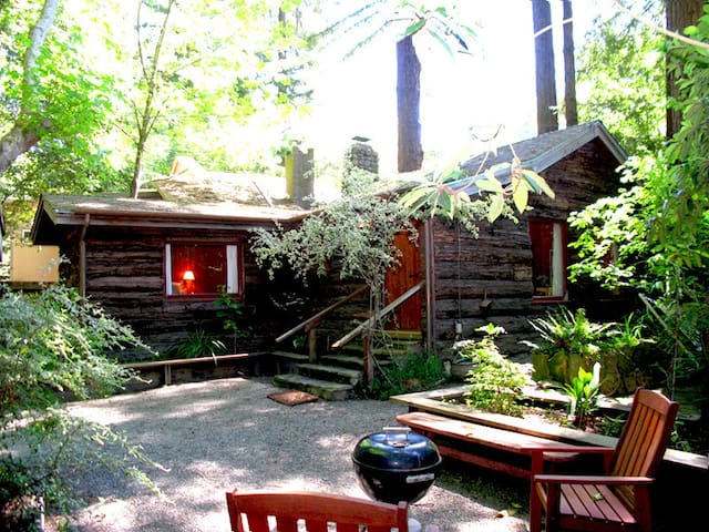JOHNNY'S:  Riverfront | Walk to Town | Hot Tub - Guerneville