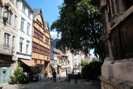 Rouen Au Micocoulier BedandBreakfas - Rouen - Bed & Breakfast