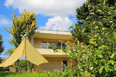 Sonniges Haus Wald-und Wiesenblick - Osakehuoneisto
