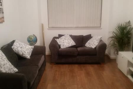 Trendy Flat in Town Centre Location - Hamilton - Apartment