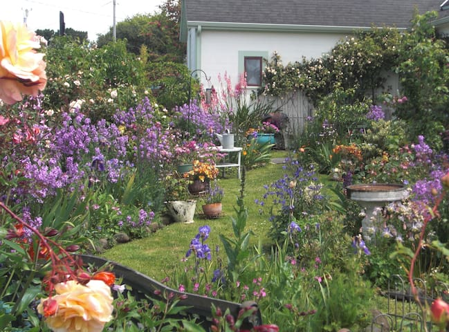 Rose Garden Cottage - Arcata - Guesthouse
