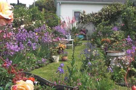 Rose Garden Cottage - Arcata - Konukevi