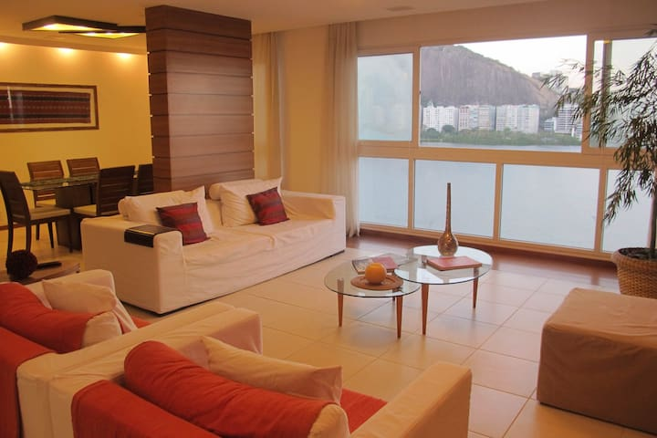 Aparment with Lagoa view