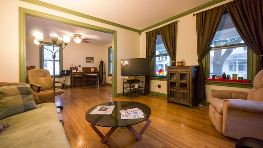 Lititz Guest Suite plus Game Room - Lititz - Hus