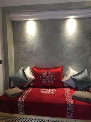 chambre Mektoub