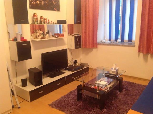 My little flat - Wien - Wohnung