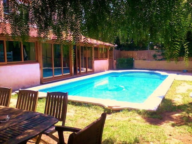 Villa Marina 14 person WIFI piscina - Salou - House