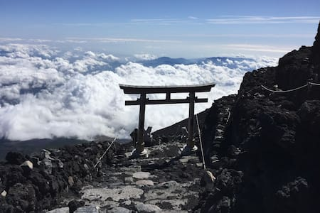 Panoramic View of Mt.Fuji 3 - Fujikawaguchiko-machi - Lägenhet