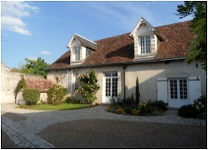 LE CLOS AUDY gîte près de Chambord - Huisseau-sur-Cosson - Apartmen