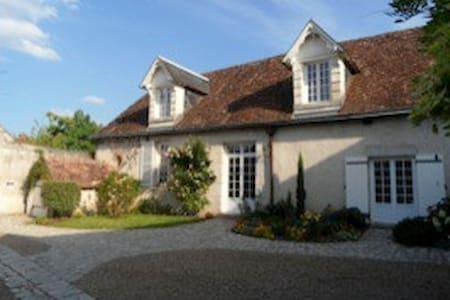LE CLOS AUDY gîte près de Chambord - Huisseau-sur-Cosson