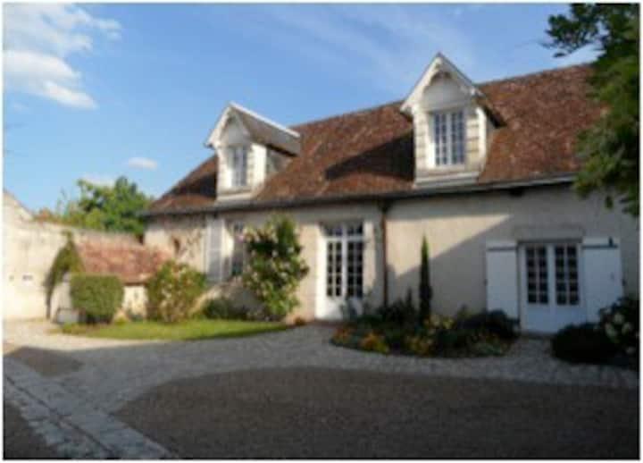 LE CLOS AUDY gîte près de Chambord