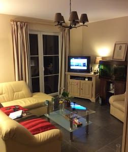 Appartement au calme a Lorcy - Saint-Hubert - アパート