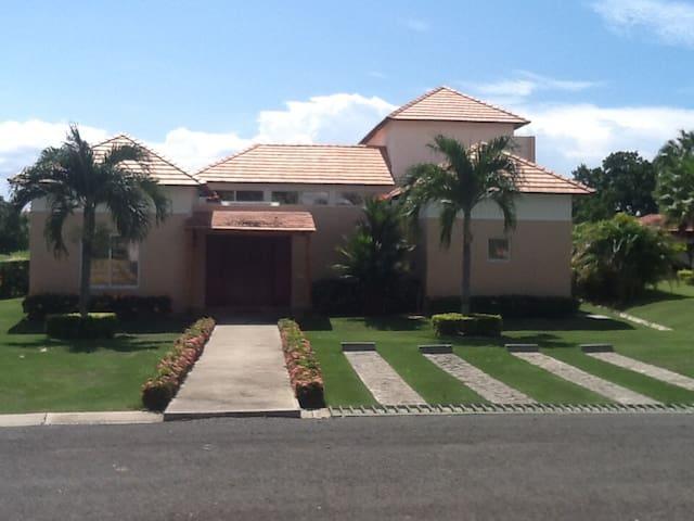 Nice Beach Villa at Rio Hato,Panama - Panama - Haus