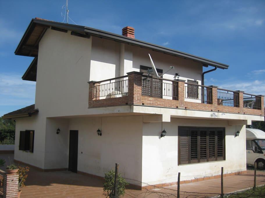 Villa Nina esterno