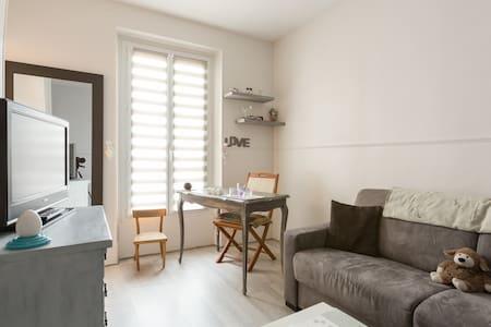 Proche M° Louise Michel et centre - Levallois-Perret