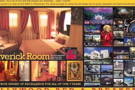 HollywoodBandB - Los Angeles - Bed & Breakfast