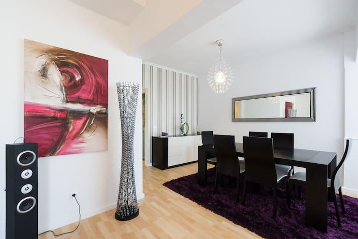 Private Apartment - Beach 500m - Parede - Квартира