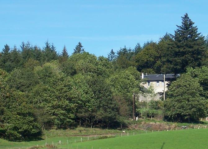 """Gîte de France """"L'école"""" Parc Nat Reg Ht Languedoc - Le Soulié - Natur lodge"""