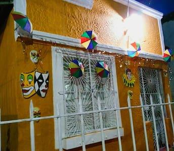Casa no sítio histórico de Olinda