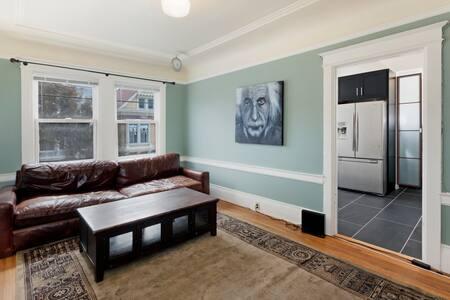 USF, Panhandle 2 Bedroom One Bath - San Francisco - Apartment