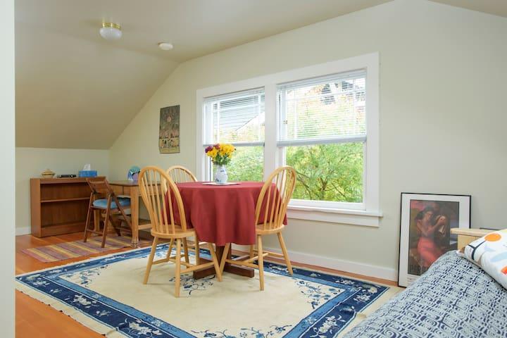 Master Bedroom Suite (2 rooms) - Seattle - Bed & Breakfast