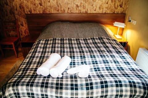 Garden Hotel Pasanauri room 4