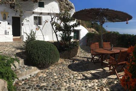 Casa-cueva en Mijas, costa del sol - Mijas - Earth House