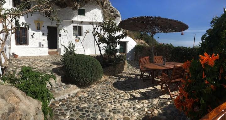 Casa-cueva en Mijas, costa del sol