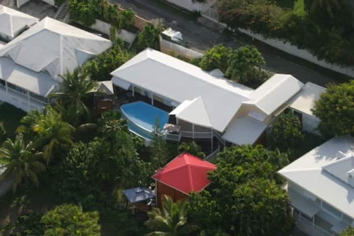 Villa Luxe Piscine Spa Vue Mer