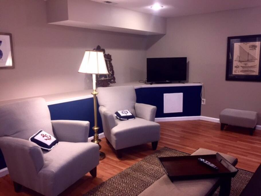 the living area!!