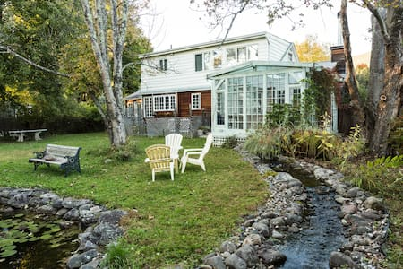 WOODSTOCK VILLAGE COUNTRY HOME - Woodstock - Ev