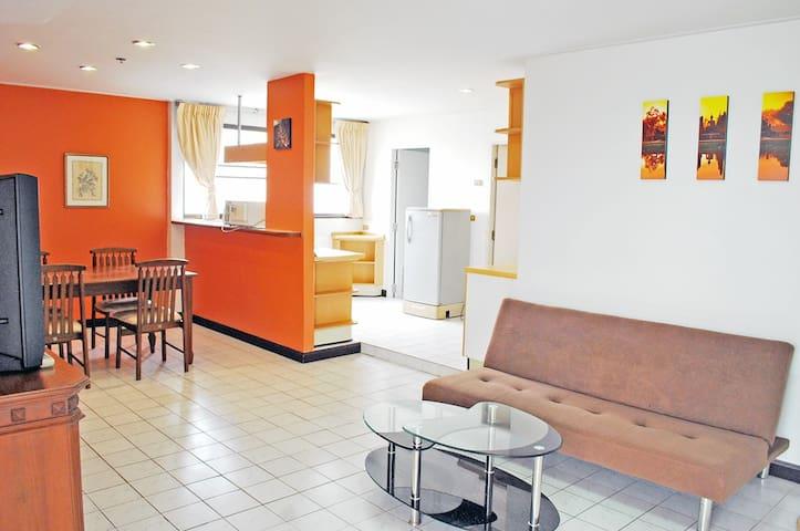 Paradise Condo-1 bedroom-room353 - Pattaya - Condominio