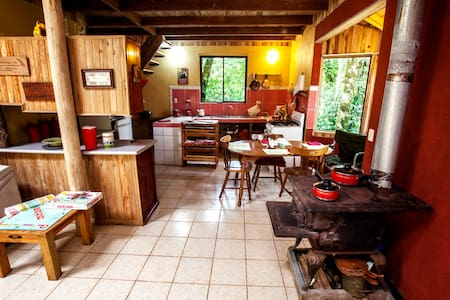 Farm House Lodge Monteverde