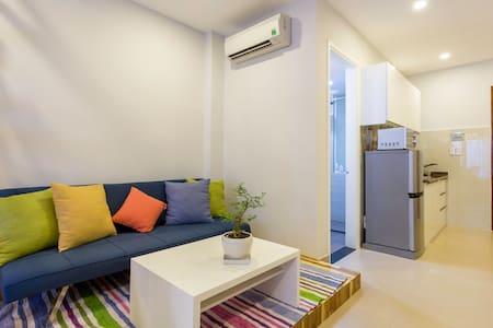 Spacious Studio ☆ Amazing Location - Ho Chi Minh City - Apartment